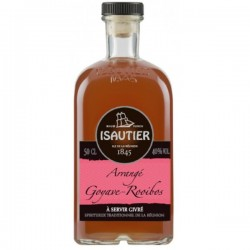 arrangé-goyave-rooibos-rhum-isautier-liqueur-punch