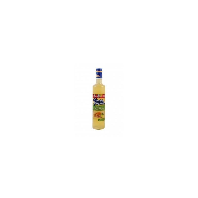 Punch Gingembre Citron Délices de Guyane-lileoumerveilles.com