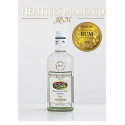rhum-Madkaud-Rhum Blanc 50°-1L-Cuvée Castelemore-lileoumerveilles.com-rhum agricole-martinique