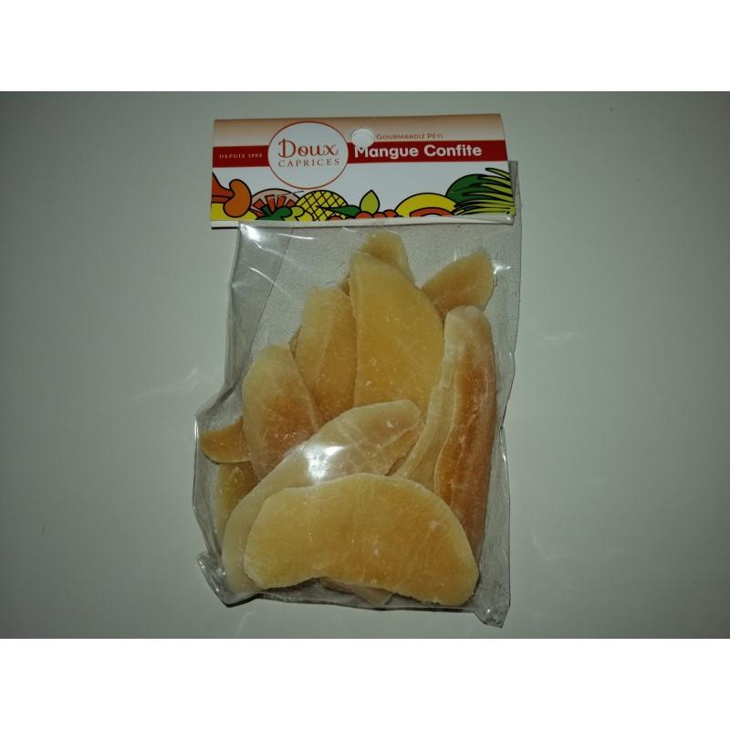 Mangue Confite Doux Caprices 100g lileoumerveilles.com