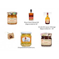 coffret-confitures-gourmand-iles-en-ti-delice-2-rhums-agricoles-lileoumerveilles.com