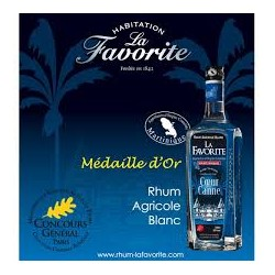 La Favorite Baby Bottles Rhum Blanc Agricole Rhum Vieux Agricole
