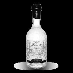 rhum la Favorite Brut 2 Colonnes Série limitée à 1500 bouteilles.