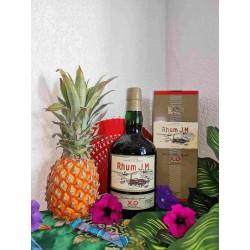 JM XO Rhum Agricole 45° 70 cl Rhum JM Martinique-lileoumerveilles.com