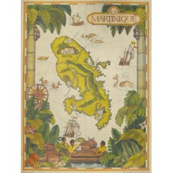 Rhum Blanc Cœur de Canne 1L 55° La Favorite-lileoumerveilles.com