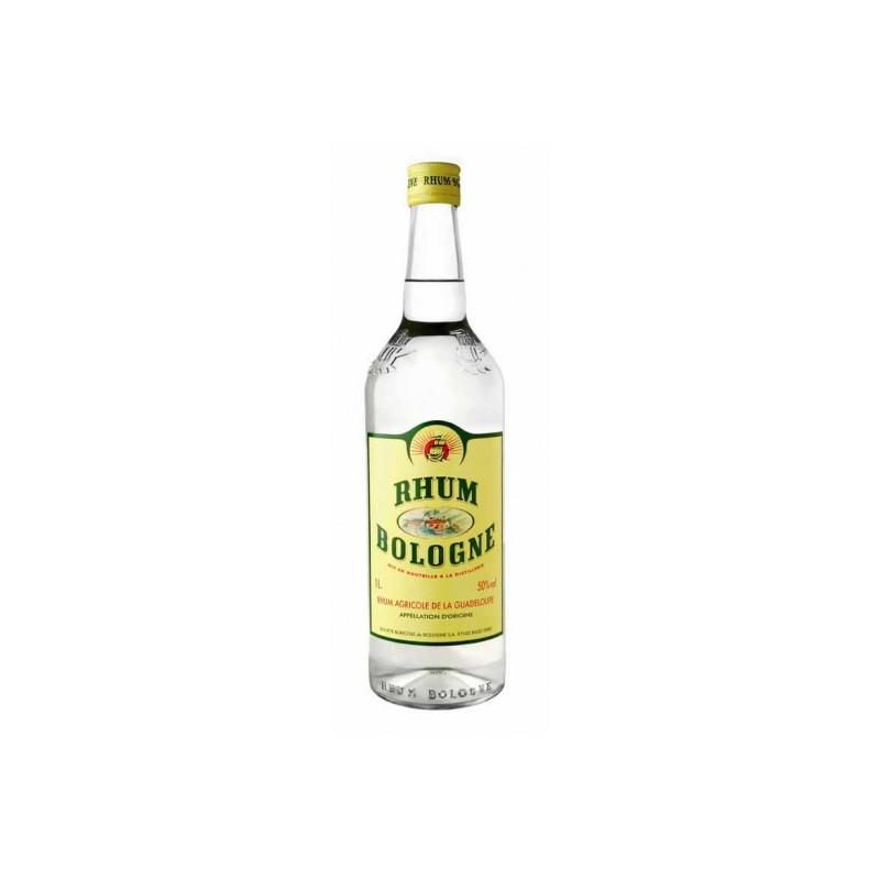 rhum-bologne-rhum-blanc-50-rhum guadeloupe-lileoumerveilles.com
