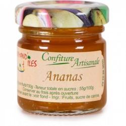 Gourmand'Îles Confiture Ananas
