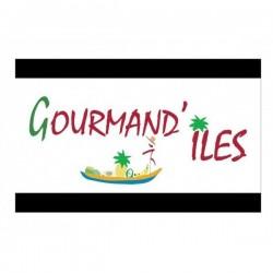 Gourmand'Îles Confiture de Coco Ananas-lileoumerveilles.com