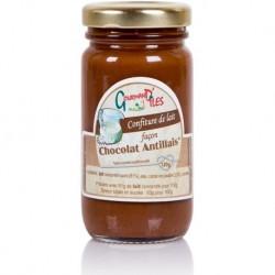 gourmand'îles-confiture-de-lait-chocolat-Antillais
