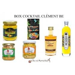 Box Cocktail Clément Be